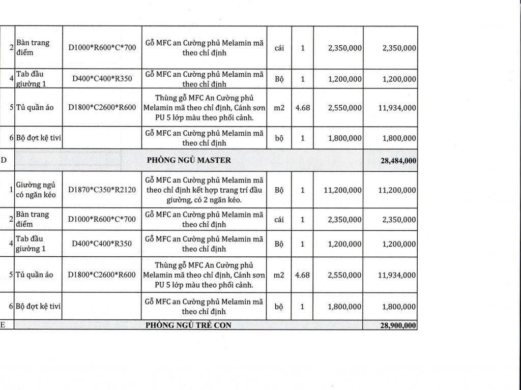 Bảng báo giá thi công WoodPlus - 3