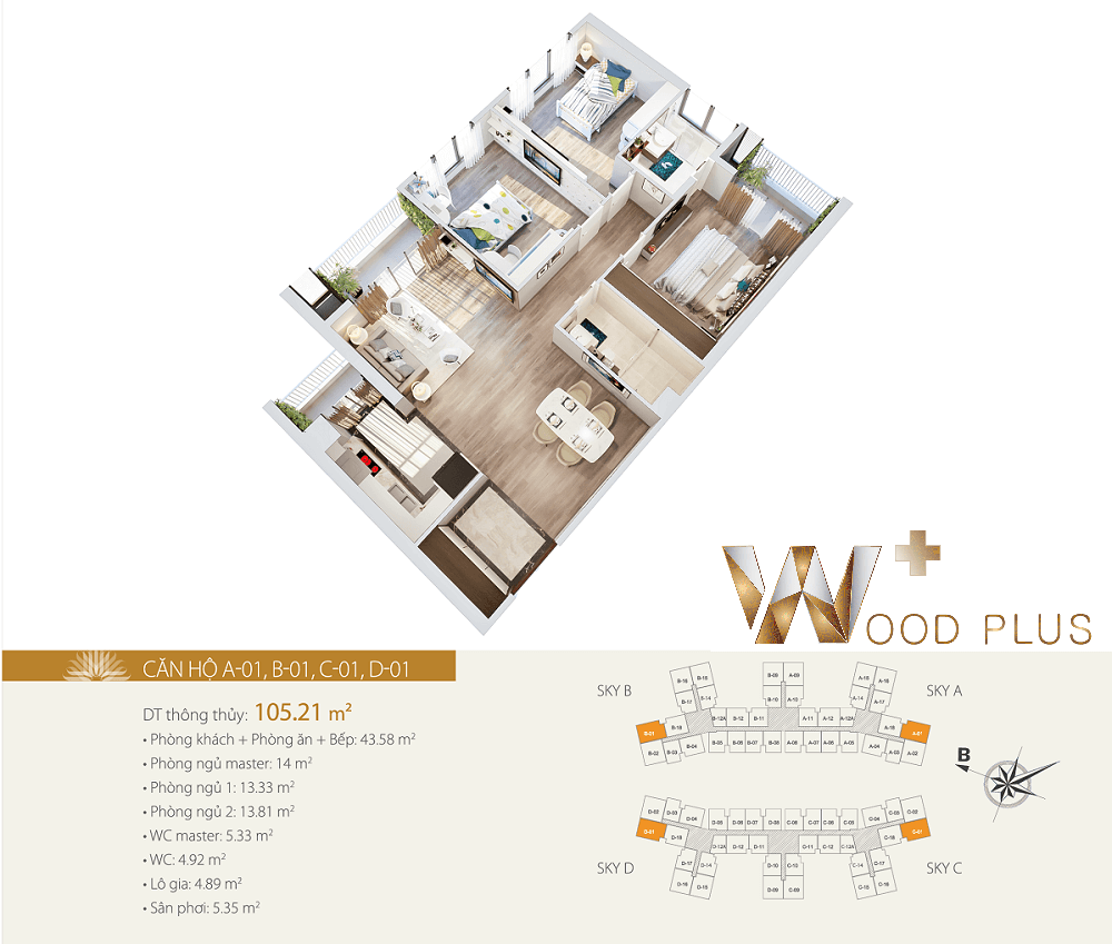 Bàn giao hồ sơ kỹ thật và thanh quyết toàn hợp đồng thiết kế nội thất căn hộ