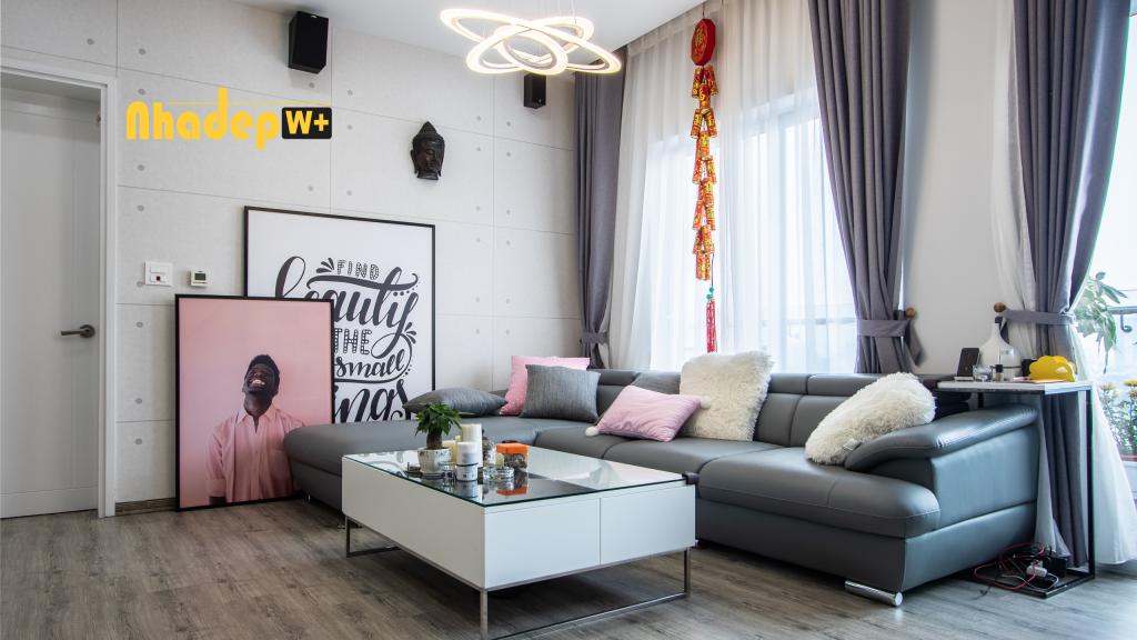 Tác phẩm WoodPlus đã thiết kế, thi công, hoàn thiện nội thất cho khách hàng