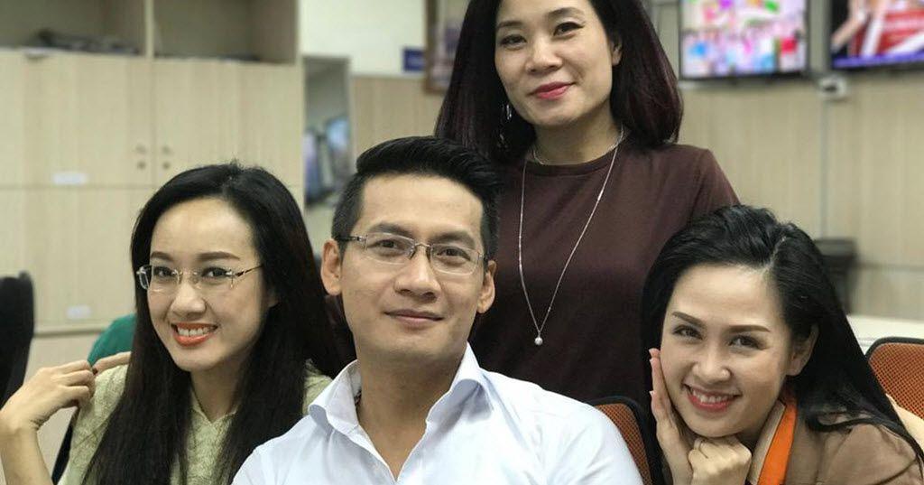 BTV Tuan Duong kenh thoi su VTV1