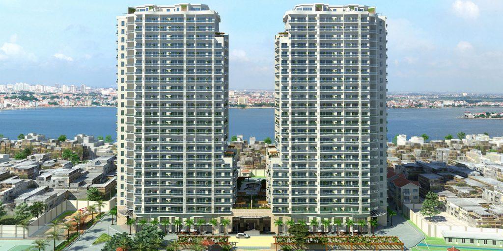 Dự án căn hộ, chung cư cao cấp Golden Westlake 151 Thụy Khuê