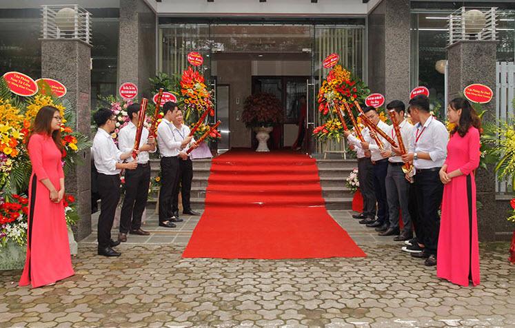 Công ty Toàn Cầu khai trương văn phòng mới tại  683 Lạc Long Quân - Tây Hồ - Hà Nội