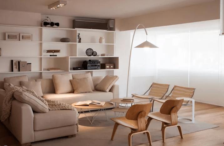Mẫu nội thất đẹp cho nhà nhỏ
