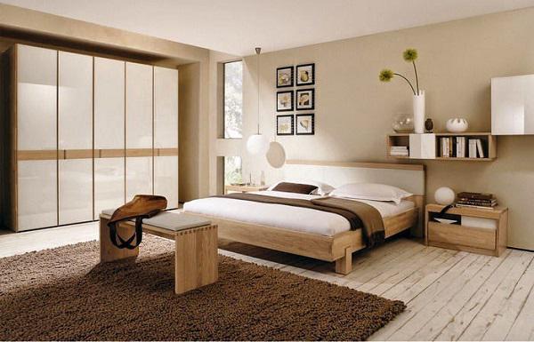 Mẫu thiết kế phòng ngủ nhà chung cư