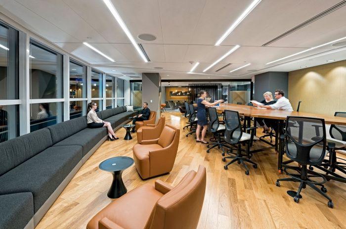 Phòng họp thiết kế đơn giản