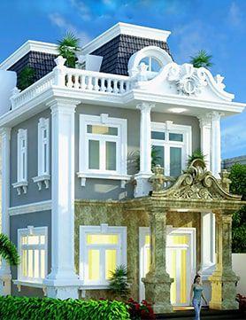 Thiết kế biệt thự Đẹp cùng Nhà Đẹp WoodPlus