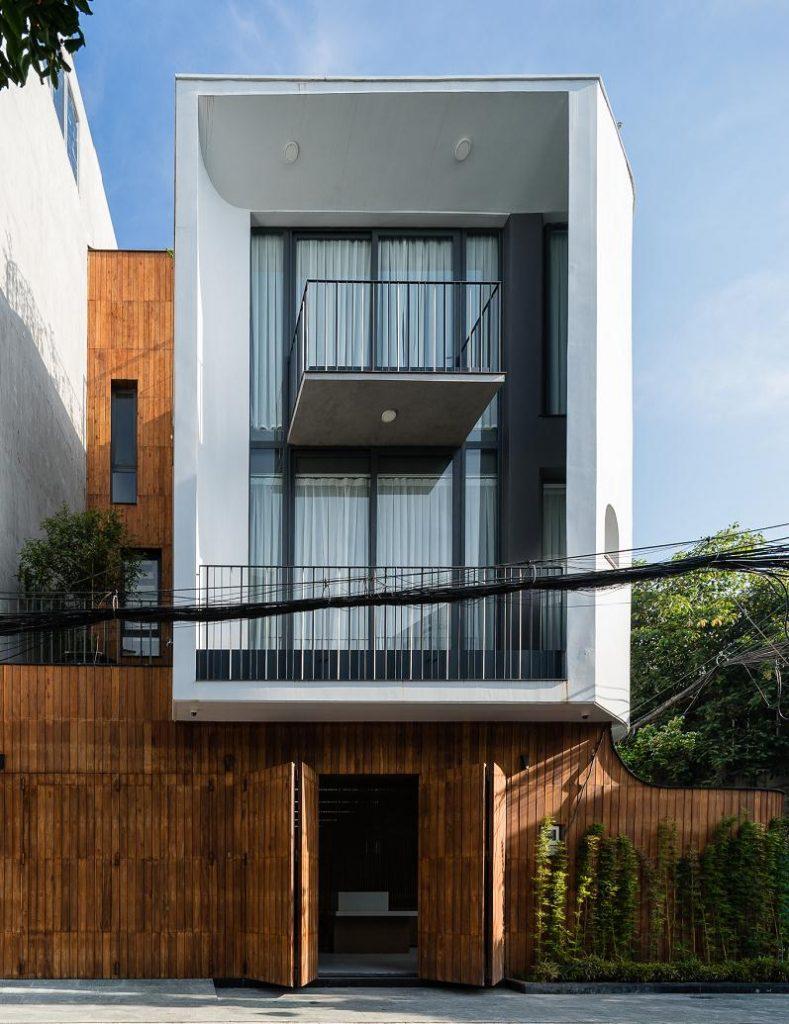 Thiết kế nhà nhỏ 20m2 xinh xắn tiện lợi