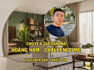 WoodPlus thiết kế thi công căn hộ Ocean Park nhà youtuber Hoàng Nam challenge Me
