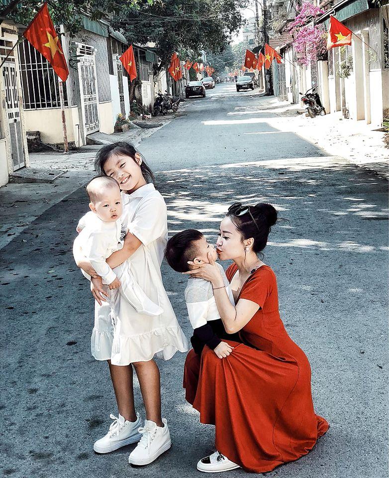 Gia dinh dang yeu Vu Phuong Nam