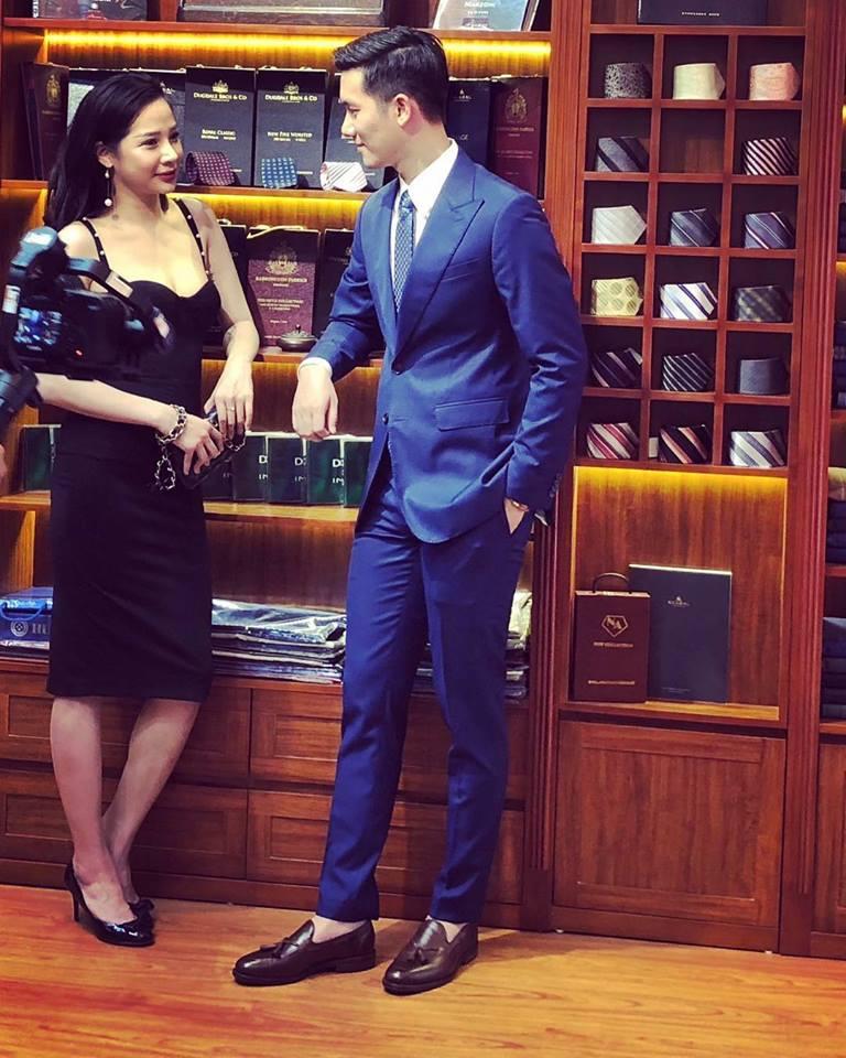 Thiet ke thi cong noi that chuoi nha may Ngo Minh Tailor 143 Hang Bong 1