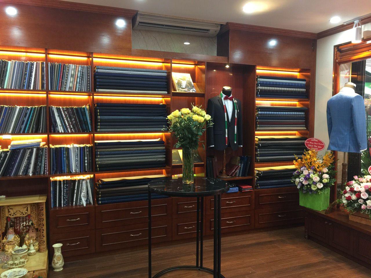 Thiet ke thi cong noi that chuoi nha may Ngo Minh Tailor so 8 Ma May 6